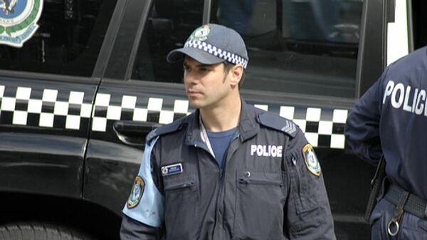 Автралийская полиция. Архивное фото