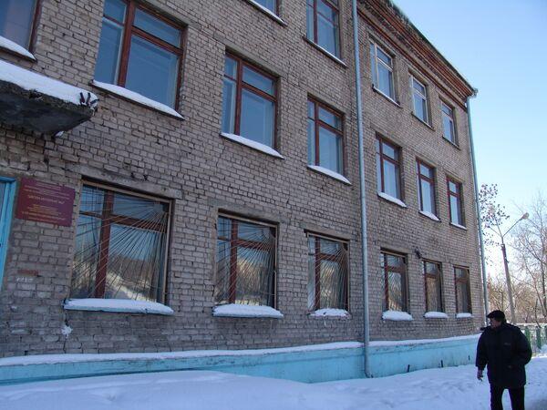Ижевская школа-интернат №2, где произошел бунт