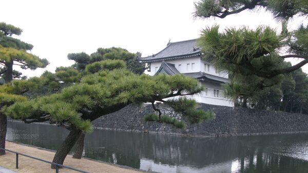 В императорском дворце