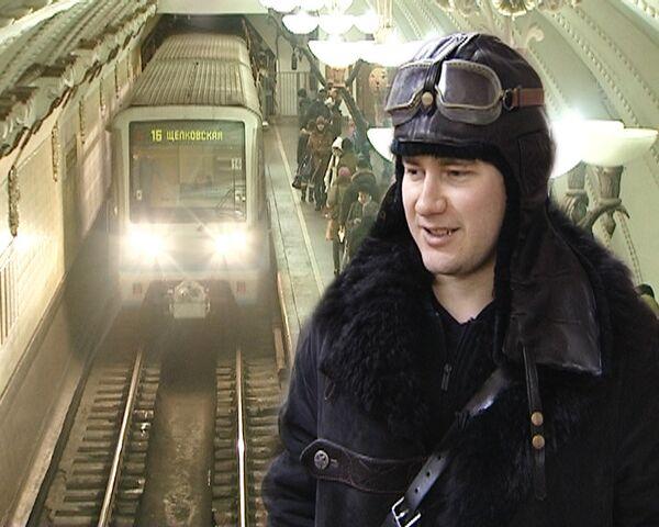 В час X я хочу оказаться в метро - Глуховский о подземке
