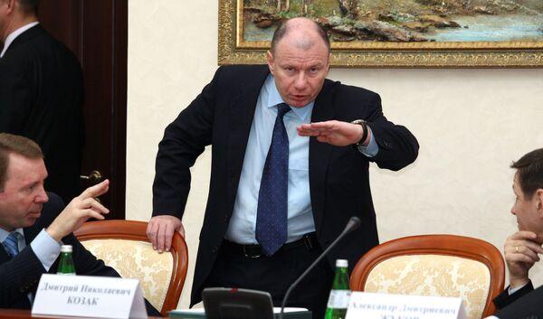Владимир Потанин. Архив