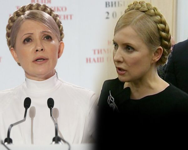 Платья в тон настроения: Тимошенко после выборов