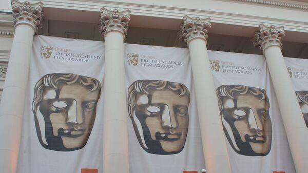Подготовка к церемонии вручения премии BAFTA