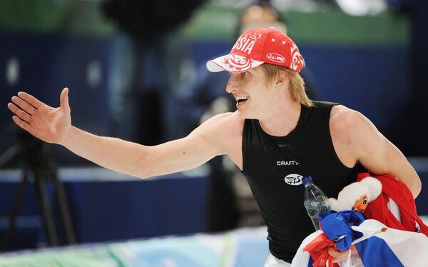 Олимпиада - 2010. Конькобежный спорт. Мужчины. 10000 м