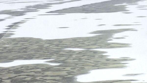Поиски погибших рыбаков приостановлены на Сахалине