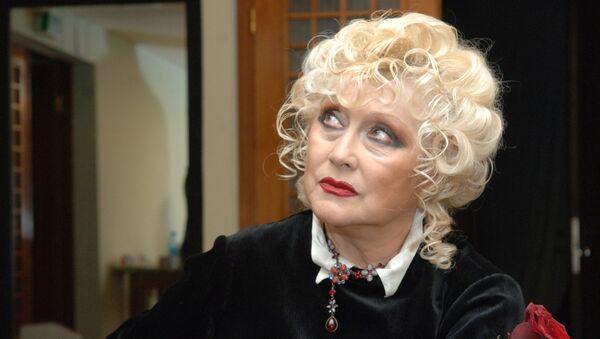 Ирина Мирошниченко. Архивное фото
