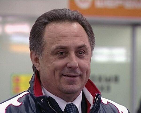 Это не провал – Виталий Мутко об итогах Олимпиады в Ванкувере
