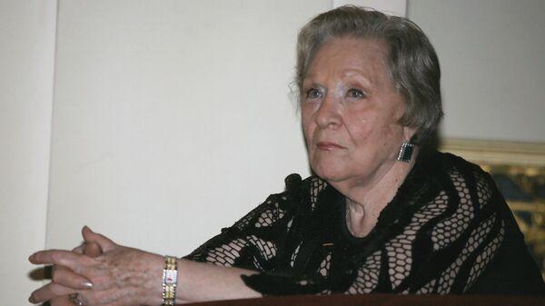 Актриса Римма Маркова. Архив