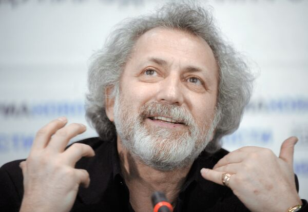 Художественный руководитель Санкт-Петербургского государственного академического театра балета Борис Эйфман