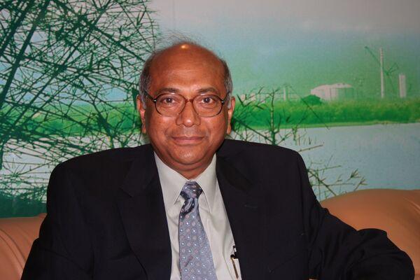Глава Департамента атомной энергии Индии Шрикумар Банерджи