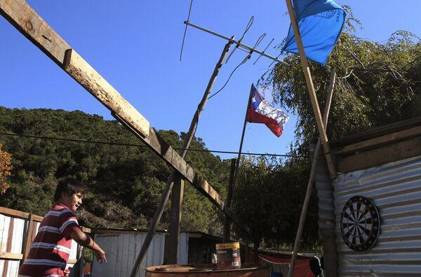 Последствия нового мощного землетрясения в Чили