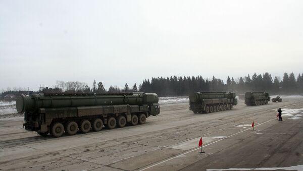 Ракетные войска стратегического назначения, архивное фото