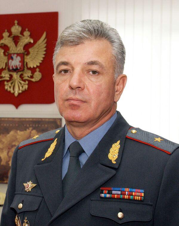 Генерал-майор милиции Поголов Виктор Викторович