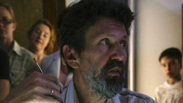 Обладатель премии Оскар мультипликатор Александр Петров