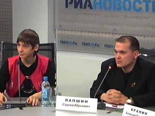 «Московская зебра» - совместная акция Детского движения Москвы и столичного ГИБДД