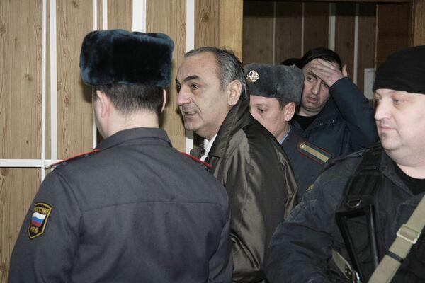 Криминальный авторитет Тариел Ониани
