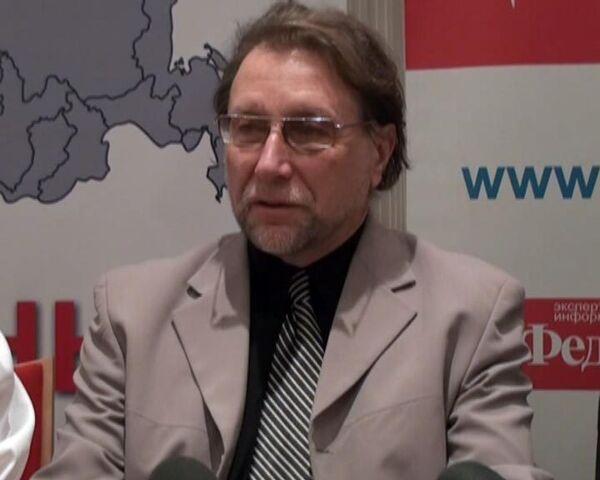 Профессор Сергей Белоглазов. Архив
