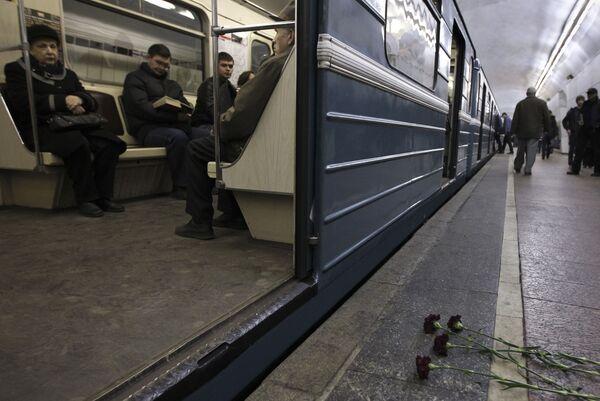 День траура объявлен в Москве в связи со взрывами в метро