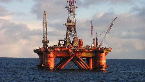 Штокмановское месторождение природного газа