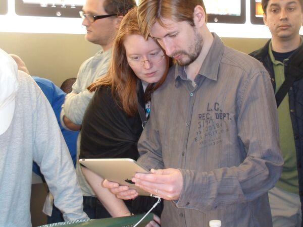 Покупатели iPad. Архив