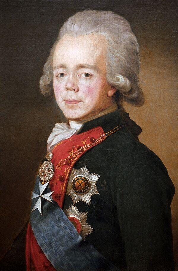 Российский император Павел I