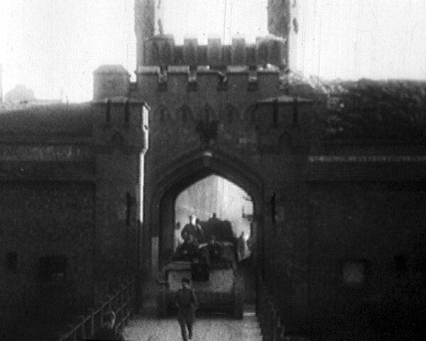 Штурм Кенигсберга советскими войсками. Архивные кадры