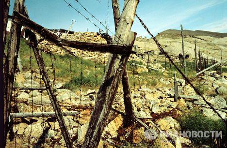Лагерь Бутугычаг на Колыме