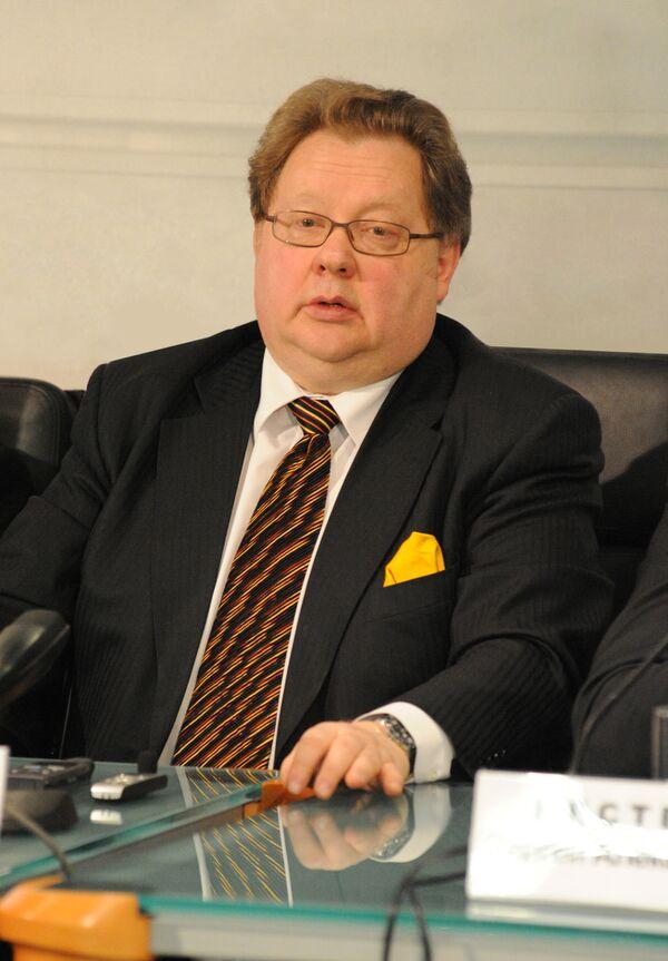 Генеральный директор Российской государственной цирковой компании Александр Калмыков