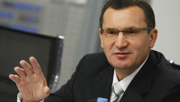 Министр сельского хозяйства РФ Николай Федоров, архивное фото