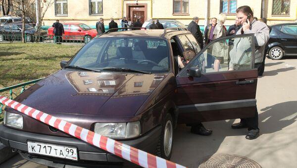 Федеральный судья Эдуард Чувашов убит в центре Москвы