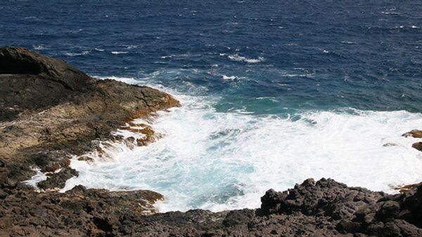 Побережье острова Гран Канария