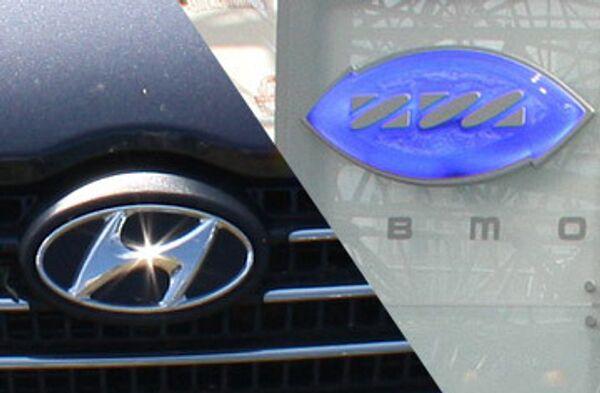 Hyundai и Ижавто подписали меморандум о взаимопонимании