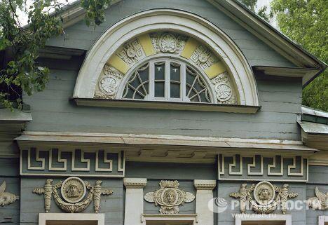Жилой дом Г.А.Палибина на улице Бурденко дом 23 в Москве