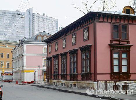 Жилой дом архитектора Михаила Осиповича Лопыревского