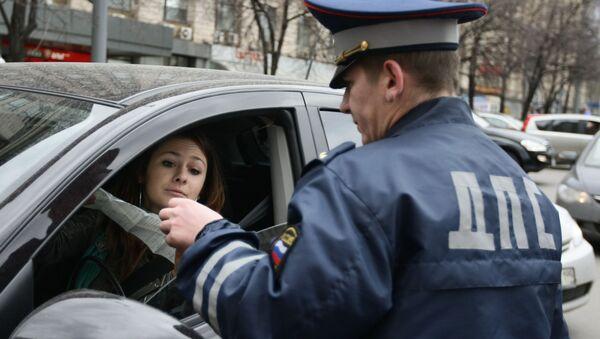 Автовладельцы на автопробеге Нет мигалкам!. Архив