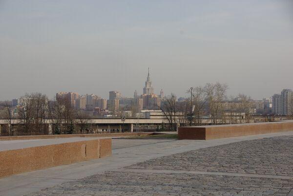 Москва, Поклонная гора