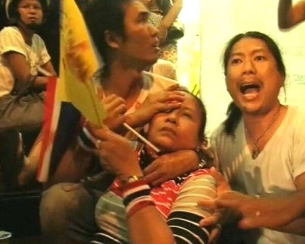 Пять взрывов прогремели в центре Бангкока. Видео с места событий