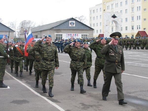 Назначен новый командующий 98-ой гвардейской дивизией ВДВ