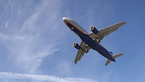 Самолет Airbus-320