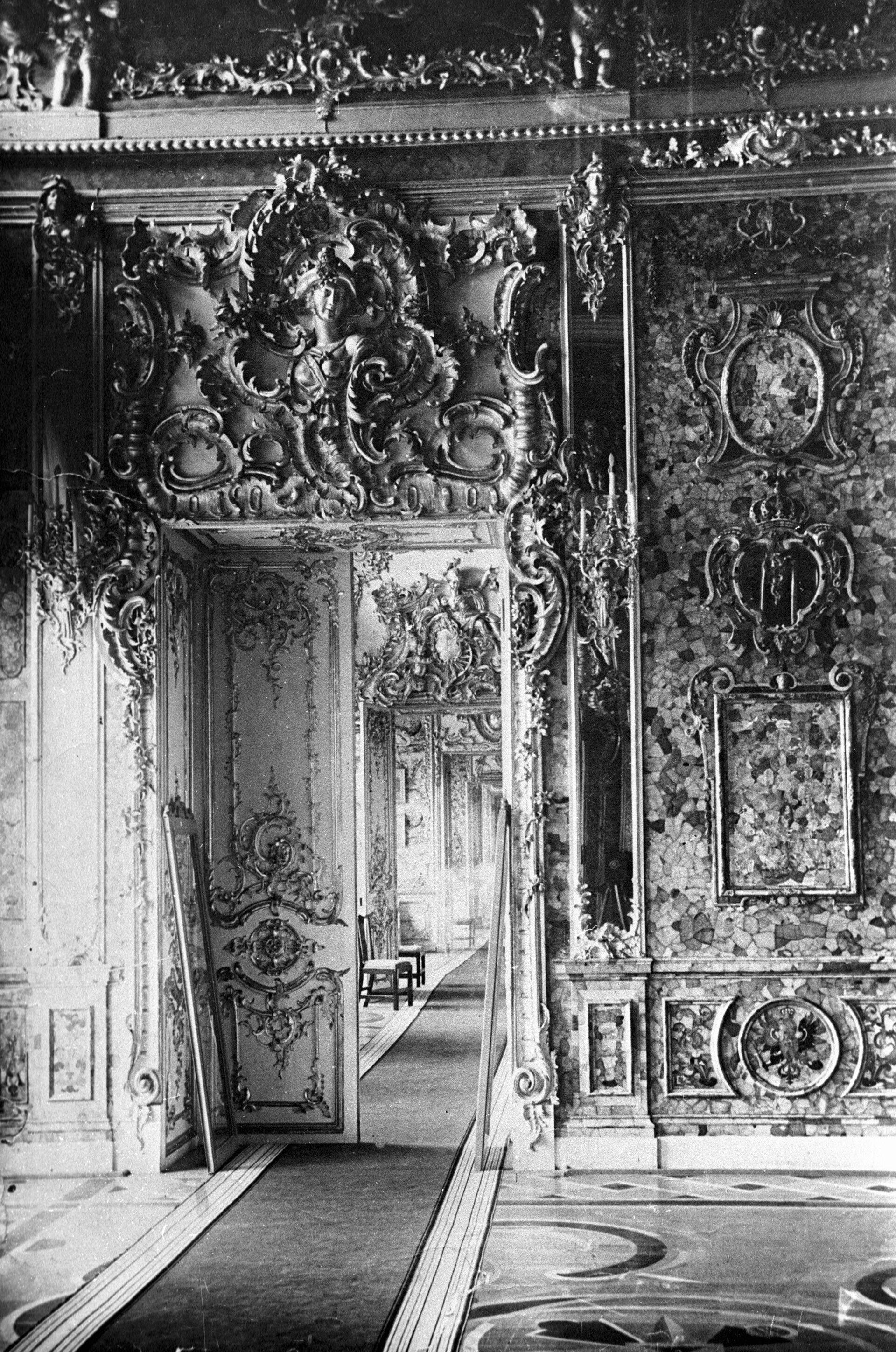 Янтарная комната - РИА Новости, 1920, 12.11.2020