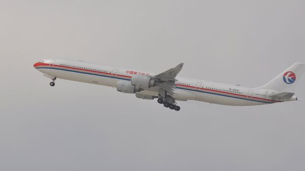 Аэробус A340 авиакомпании China Eastern Airlines (