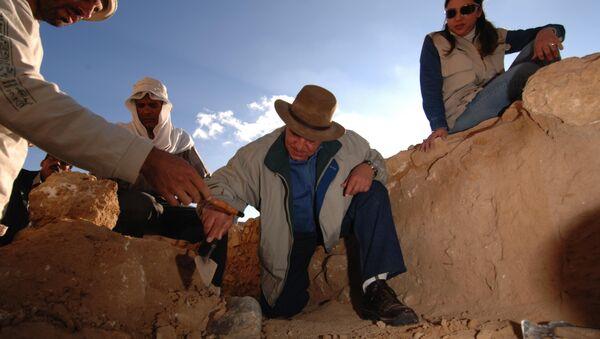Египетская археологическая миссия. Архив