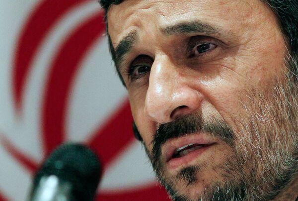 Иран выстоит, несмотря на новые санкции СБ ООН, заявил Ахмадинежад