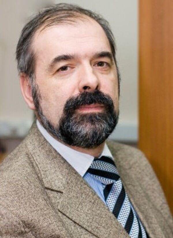 Директор начальной школы Центра образования № 1811 «Измайлово» в Москве Алексей Муранов