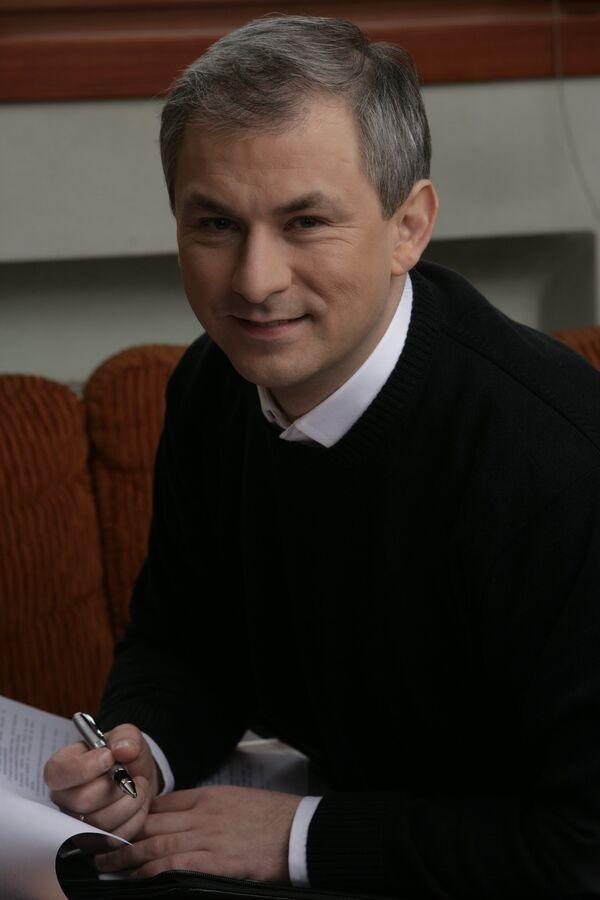 Кандидат в президенты Польши Гжегож Наперальский