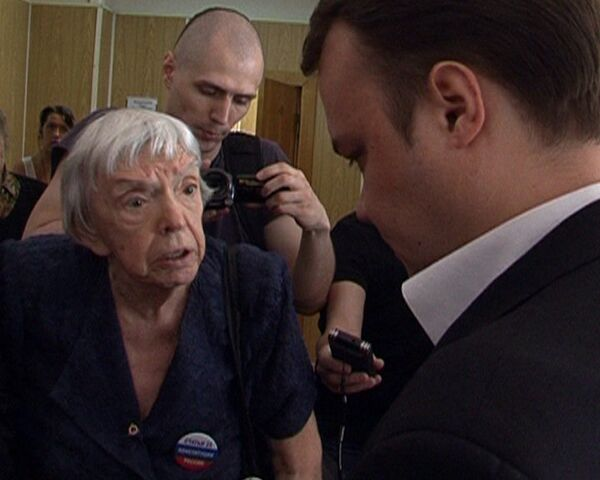 Я не жажду крови, – правозащитница Алексеева о суде над Переверзевым