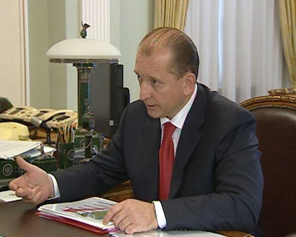 Губернатор Артяков доложил Путину о росте производства на  АвтоВАЗе