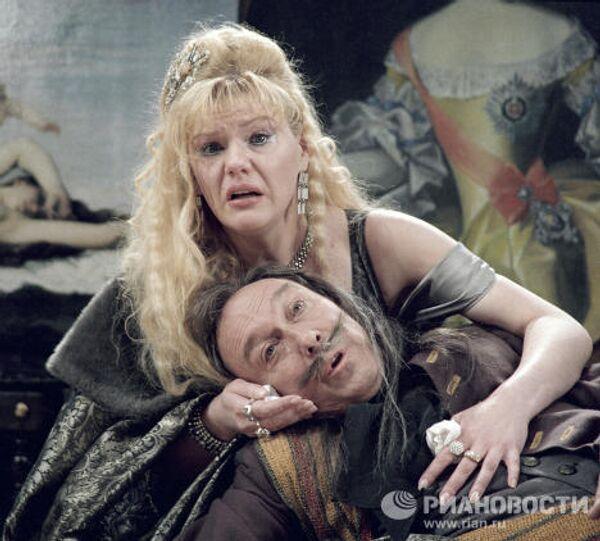 Премьерный показ спектакля «Шут Балакирев»