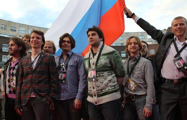 Торжественная церемония открытия конкурса Евровидение-2010