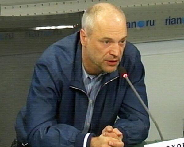 Мне не понятно, кто из них главный – Прохоров о тандеме Быков-Захаркин